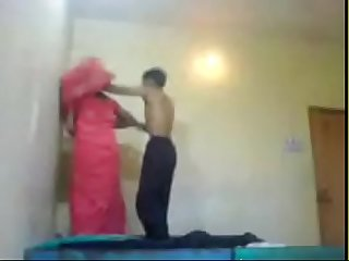 Desi naughty bhabhi awesome fuck session in hotel wid lover 27 mins new