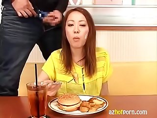 How to eat japanese food period Mp4