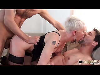 French anal videos