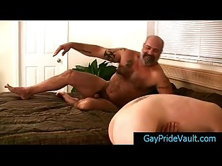 poor twink getting his anus pounded by gay bear by GayPrideVault