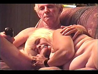 Big cock in her mouth very hot
