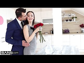 Glamkore lilu moon gets a dp with her husband friend