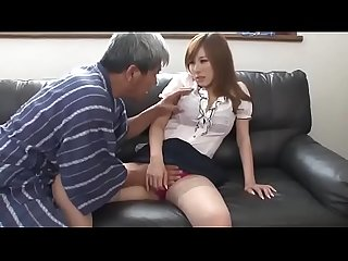 Father My pussy is throbbing and i can t stand it erika kitagawa