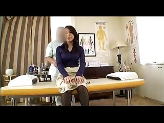 Bigboobs wife fucked in massage center more at www gspothub com 1