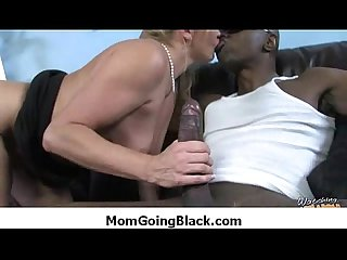 Hot milf fucked by black monster 10