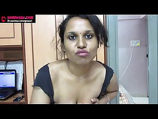 Indian sex teacher lily talks dirty part 2