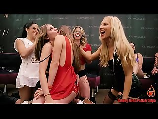 Public Sybian Rides with Kota Sky-Lelu Love-and Missy Rhodes
