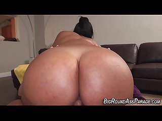 Big ass latina pounded