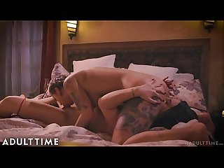 Adult time transfixed with chanel santini kleio valentien full scene excl