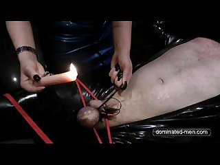Cruel cbt no mercy for the dick
