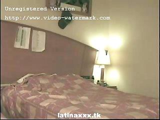Sexo amateur en la habitacion de hotel