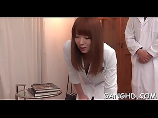 Double toying for pleasing japanese