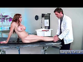 (Diamond Foxxx) Slut Horny Patient Seduce Doctor And Bang Hard Style clip-25