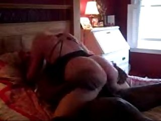Big butt pawg cuckold wife milf riding my bbc