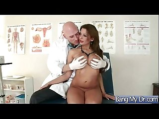 Hard Sex at doctor Office with Sexy hot patient movie 03