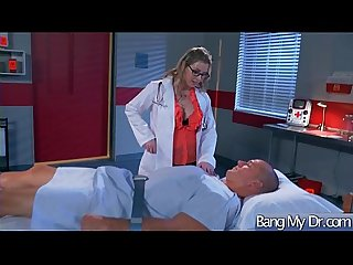 Sex Adventures Between Doctor And Horny Patient (Sunny Lane) vid-26