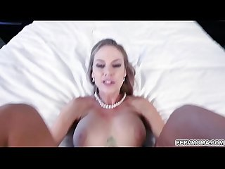 Step son banging Jenna Jones stretched pussy like a spread eagle!