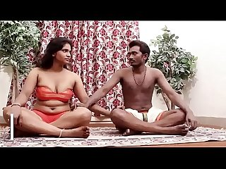 Indian Couple\'s Sensual Yoga Hot Sex Video [HD] - PORNMELA.COM