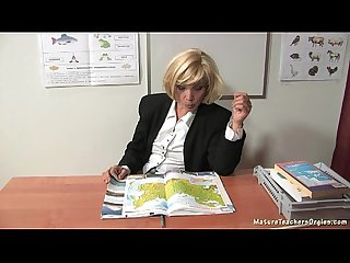 Russian mature teacher 9 kayla break