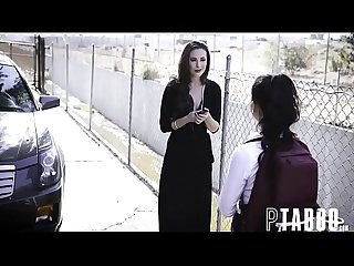 Gina Valentina, Casey Calvert In Dont Talk To Strangers