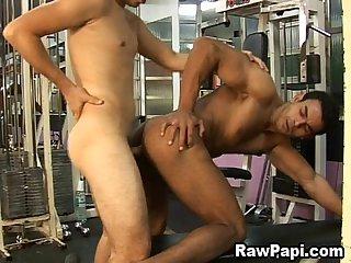 Gay latino hardcore bareback sex