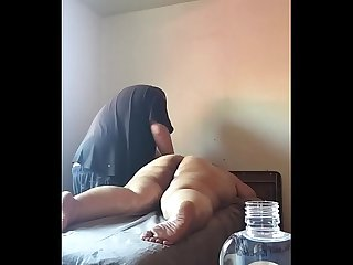 Mature bbw got a massage