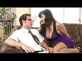 Lisa ann is a busty milf he can t resist