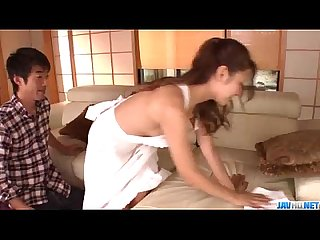 Nana ninomiya hot wife amazes hubby with full porn
