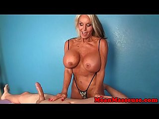 Mature Sally dangelo wildly wanking cock
