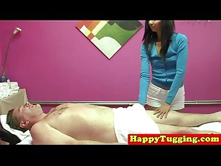Real jap masseuse toys with customer dick