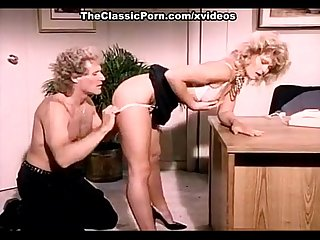 kc williamscomma Randy West in Classico Porno video Con Caldo bionda pulcino