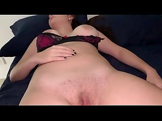 Step sister arrived very drunk and i fucked her until she woke up