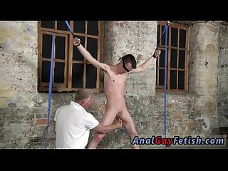 Small boys abused gay porn Sean McKenzie is bound up and at the grace