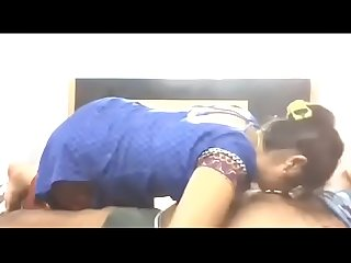 Desi bhabhi scandel and blowjob