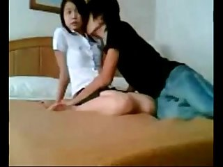 Young thai college sex