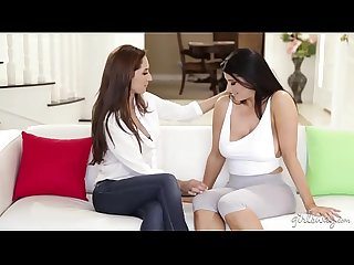 Busty Nanny and the Military Wife - Romi Rain, Reena Sky