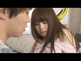 Jav small schoolgirl toyed and fucked - More at Elitejavhd.com