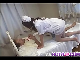 Extra naughty sex moments with nurse Kaoruko Wakaba - More at hotajp com