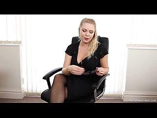 Abigail toyne demanding boss sd