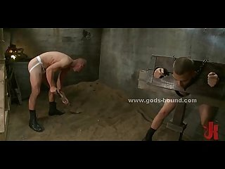 Prisoner and gay sex slave punished