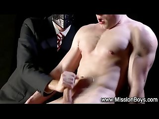 Elder taboo jerk and cumshot
