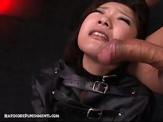 Japanese bondage sex straight jacket girl 2 pt 3