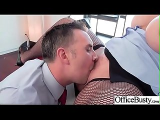 Hot Sex In Office With Big Round Boobs Girl (Ryan Conner) video-28