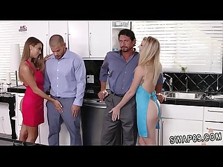 Black ebony mother friend s daughter girlfriend and dad eats friend s