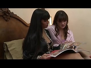 Hot milf licking her friend s daughter s pussy mercedes carrera alison rey