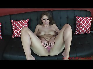 Curvy Russian Big Tit Teen Ivy Rose Spreads Her Pussy & Ass