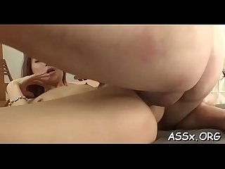 Wicked oriental blowjob and shaving