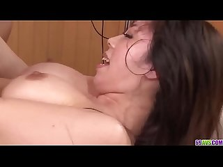 Busty chinatsu kurusu erotic Massage and naughty sex more at 69avs com