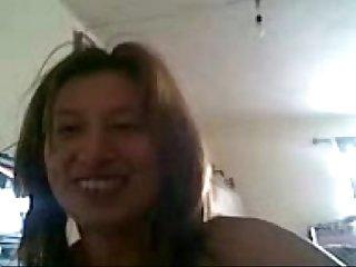 Selfie chibola Peruana Tetona