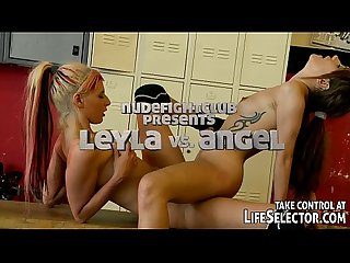 Nfc presents Leyla vs angel